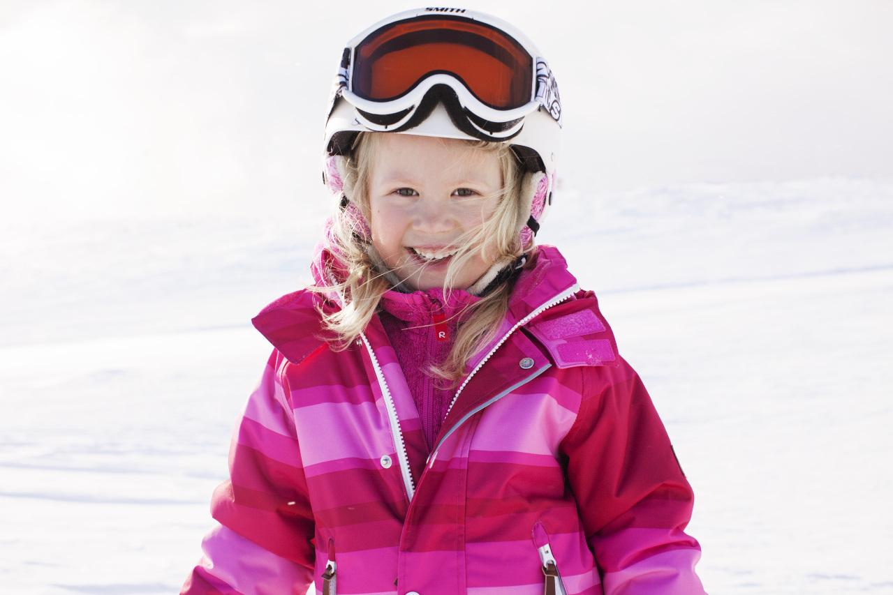 ZDRAVÝ Ž. STYL-dítě lyže FOTO (1)