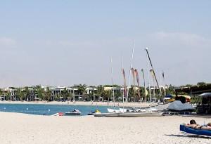 Spojené arabské emiráty, Moře a pláže emirátu Ras Al Khaimah.