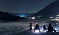 V Jižním Tyrolsku můžete sáňkovat ve dne i v noci.