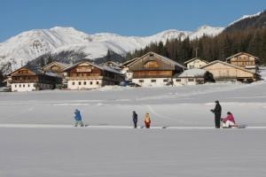 Malebná krajina pod štíty hor, to je Jižní Tyrolsko.
