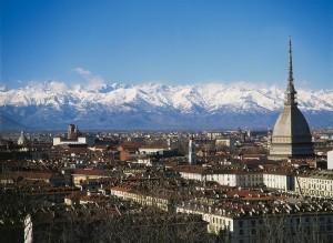 Krajské město Turín se stalo prvním hlavním městem Italského království.