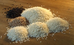 Nejvíce rýže vypěstované v Itálii pochází právě z Piemontu.