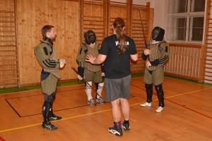 škola evropských bojových umění Digladior
