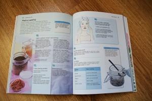 Ukázka z knihy Přírodní kosmetika JAK NA TO.