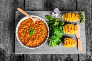 Jestli bude pokrm ostrý nebo jemný, bude záležet na tom, kterou papriku použijete.