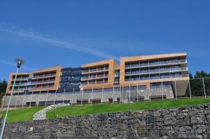 Dolní Morava: Wellness hotel Vista.