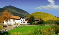 Na svých cestách po Jižním Tyrolsku určitě nevynechejte statek Griesserhof nedaleko Brixenu.