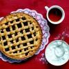 Zdravá varianta oblíbeného mřížkového koláče.  Foto:Dr.Oetker