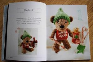 Ukázka z knihy Pletení medvídci