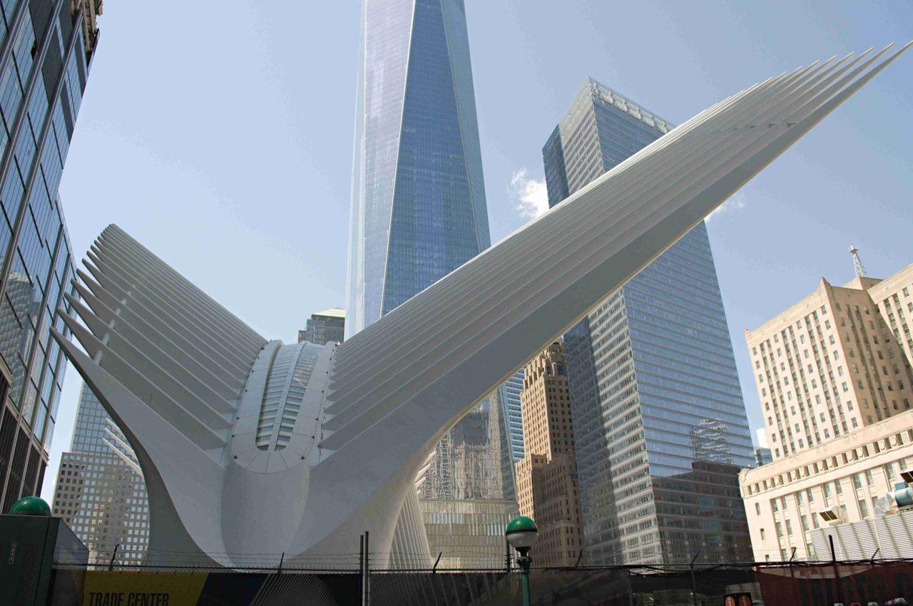 Nový WTC.