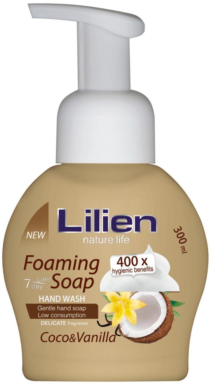 8596048001687 foaming soap Coco&Vanilla 300ml_low