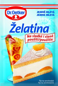 Zelatina cira